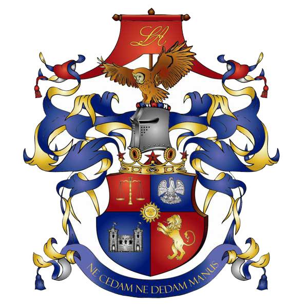 Фамильный герб пеликан